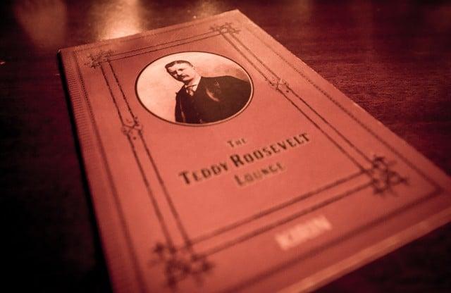 Teddy Roosevelt Lounge Review Disney Tourist Blog
