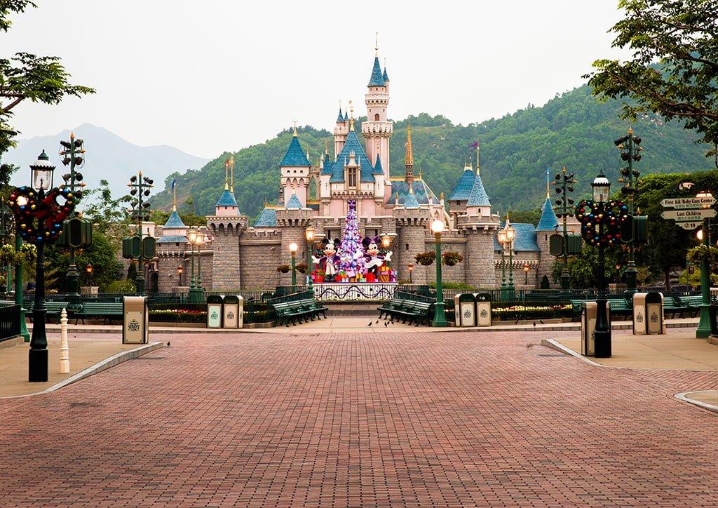 Hong Kong Disneyland Trip Report Part 3 Disney Tourist