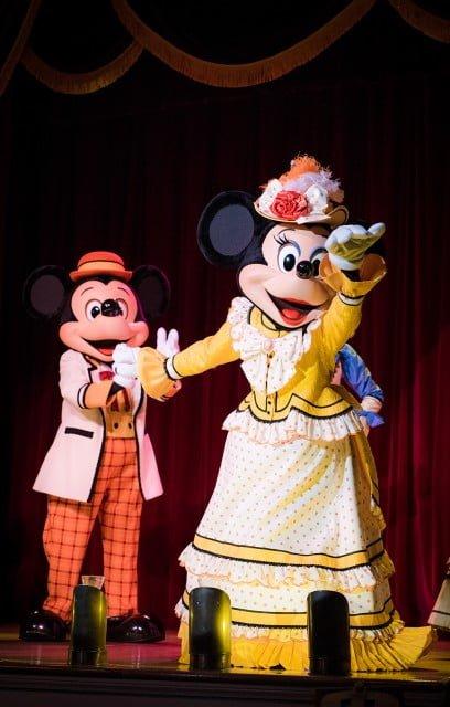 Mickey & Company Diamond Horseshoe Dinner Show Review