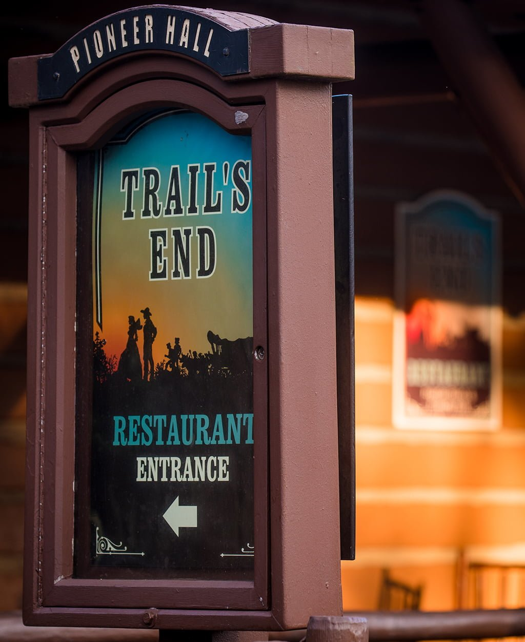 review the restaurant at the end We're stopping into trail's end restaurant at disney's fort wilderness resort at walt disney world for their bountiful breakfast buffet.
