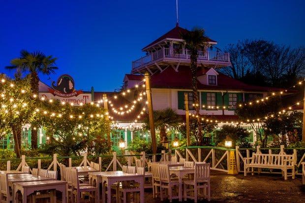 Colonel Hathi S Pizza Outpost Review Disney Tourist Blog