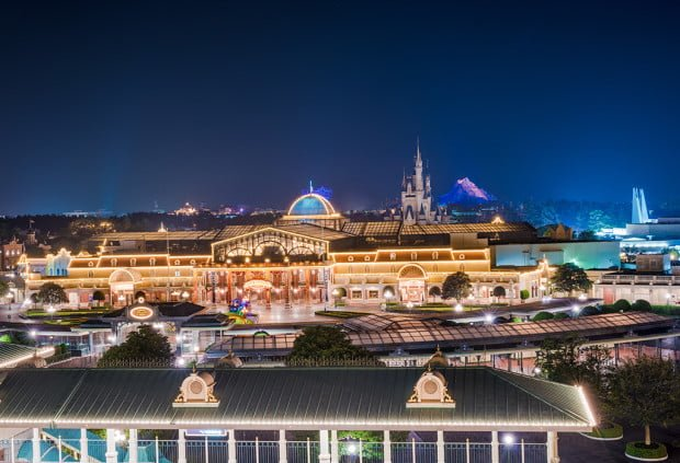Anaheim Theme Park Hotel