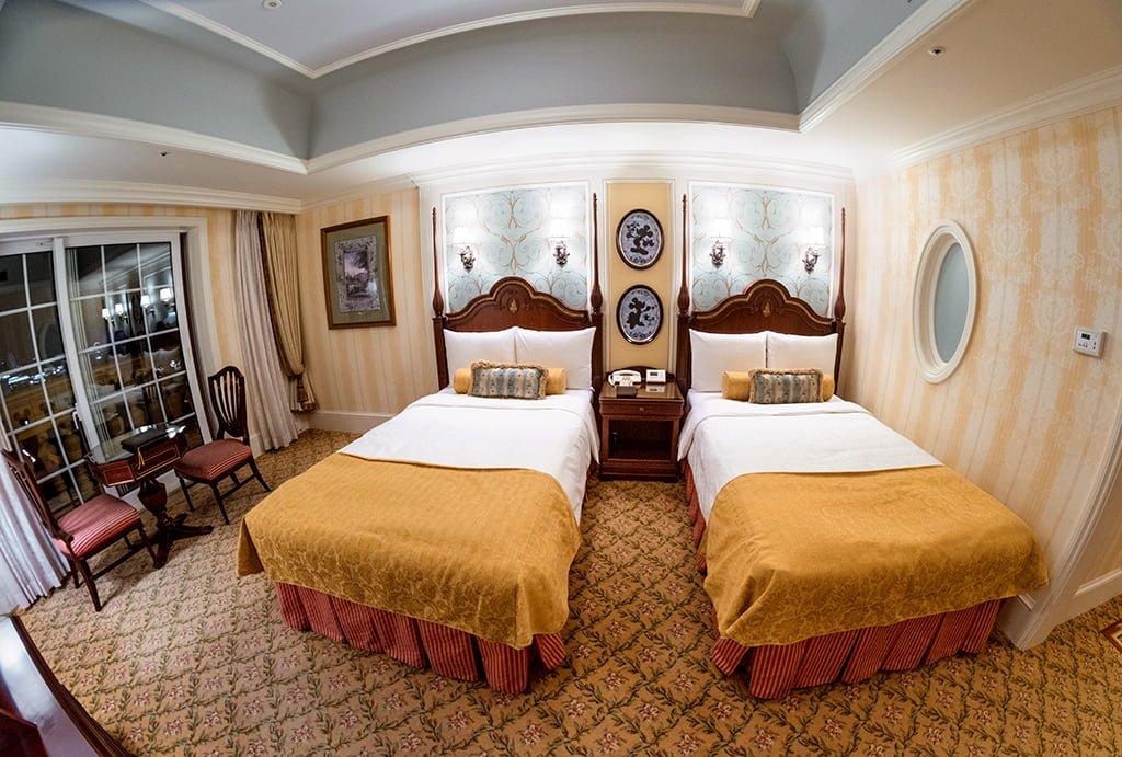 disney hotel with separate bedroom