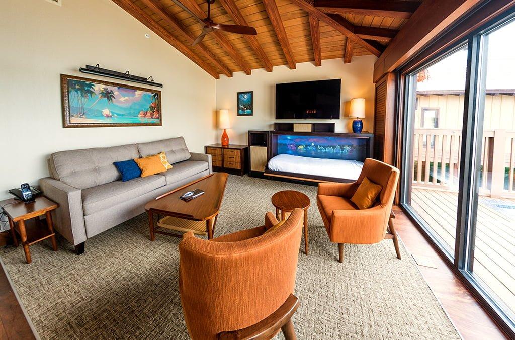 Polynesian Furniture Disney Tourist Blog