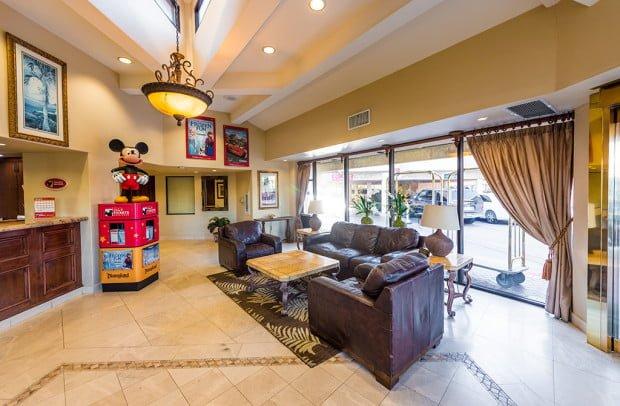 Disneyland good neighbor hotel review tropicana inn amp suites disney