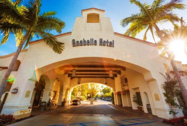Disneyland good neighbor anabella hotel review disney tourist blog