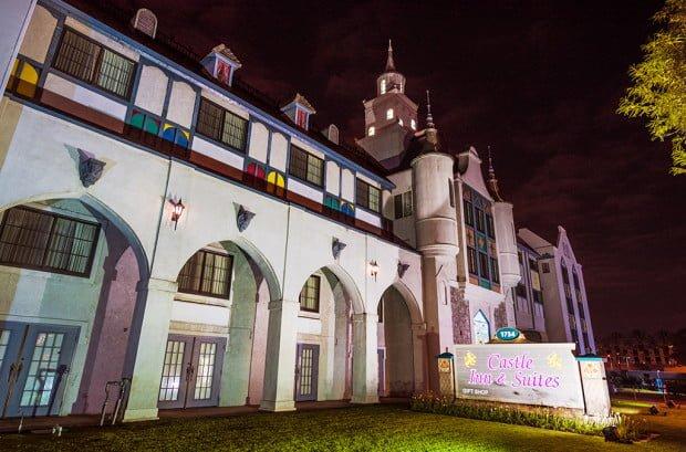 Castle Inn Amp Suites Review Disney Tourist Blog