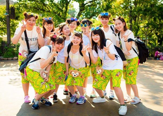 banana-shorts-tokyo-disneysea