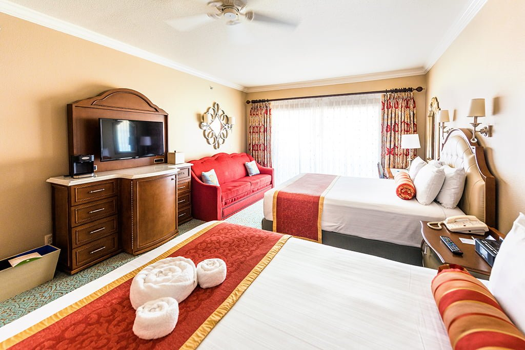 Grand floridian resort spa review disney tourist blog for World hotels deluxe