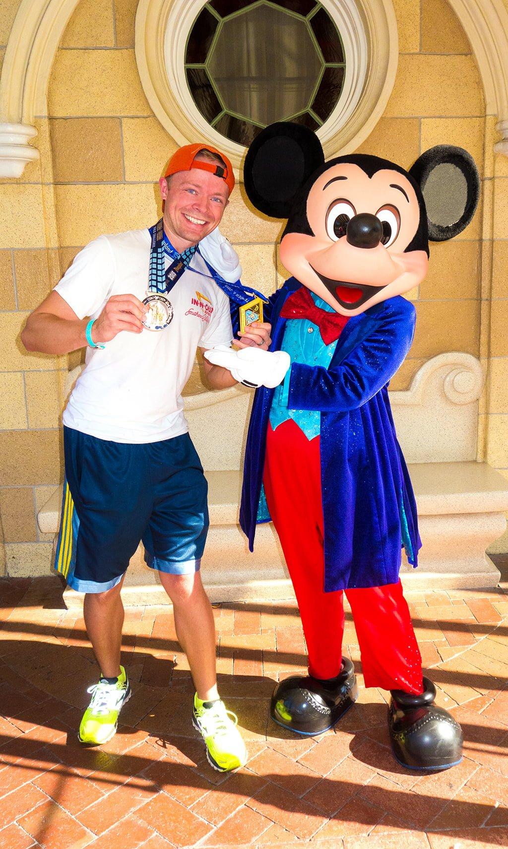 Disneyland Half Marathon Report Part 2 Disney Tourist Blog