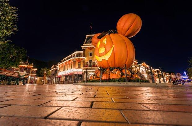 pumpkin-disneyland-ground-view