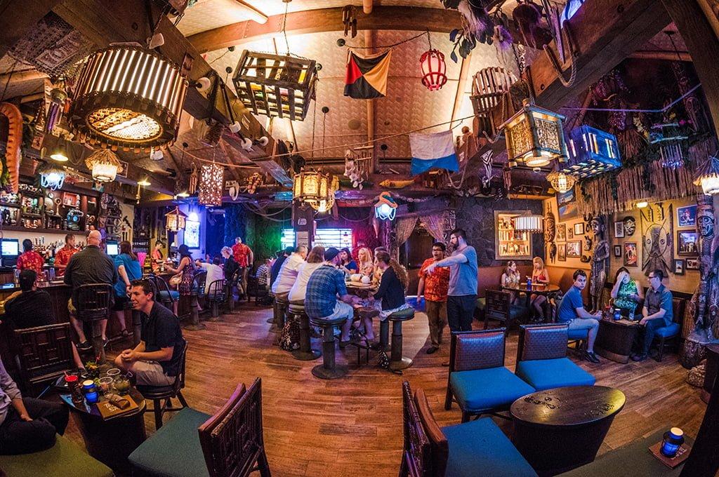 Trader Sam's Grog Grotto Review - Disney Tourist Blog