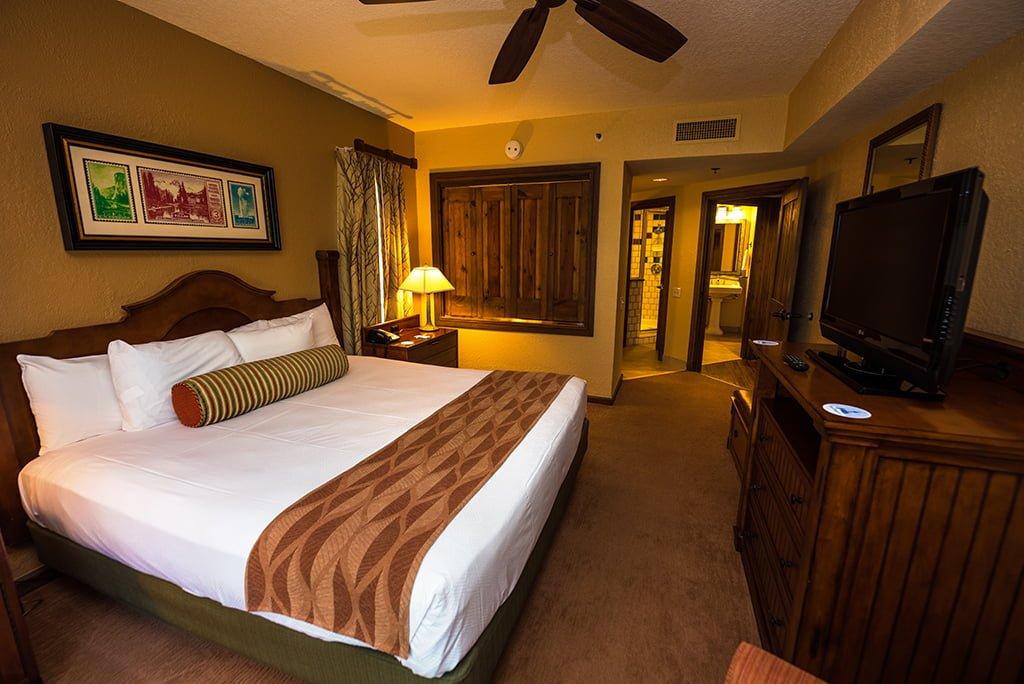 Booking  Rooms At Disney World