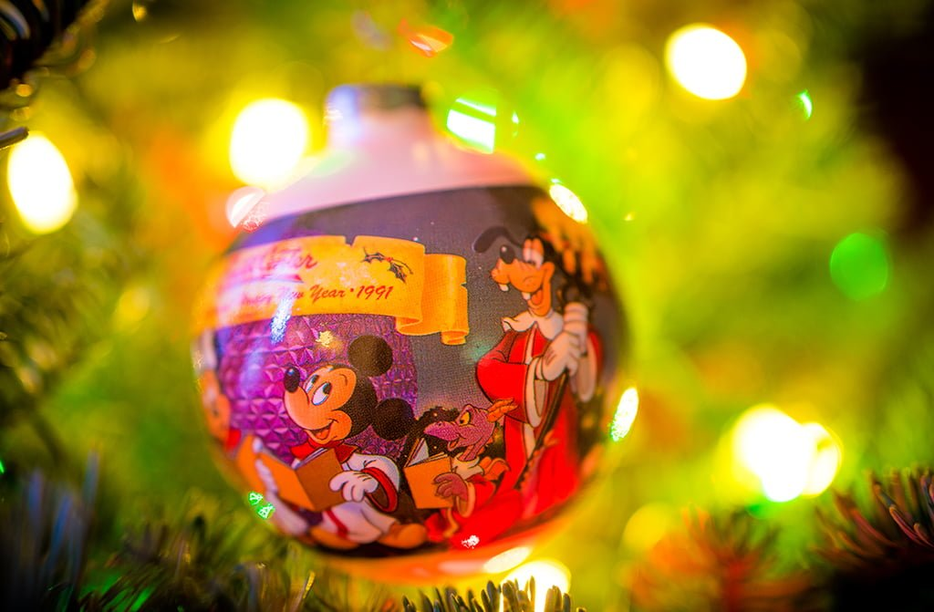 My figment christmas ornament collection disney tourist blog