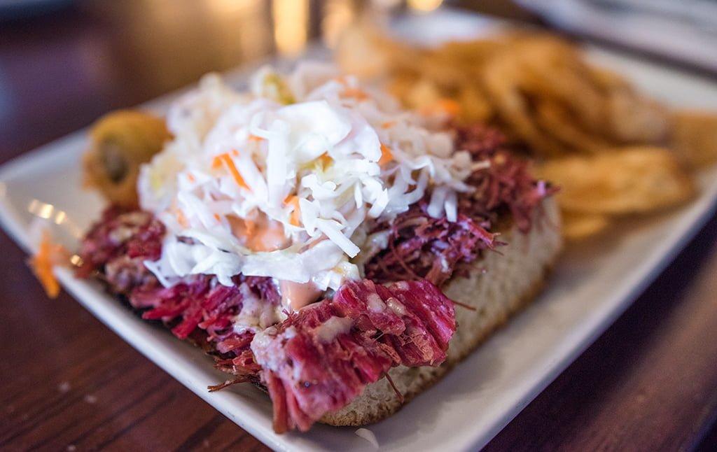 rose & crown pub & dining room review - disney tourist blog