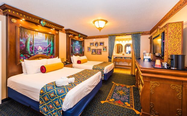 How Much Is A Hotel Room In Disney World