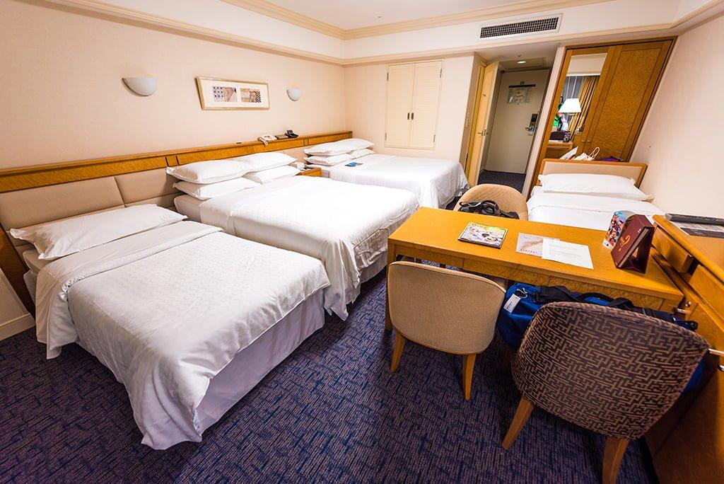 Sheraton Grande Tokyo Bay Review Disney Tourist Blog