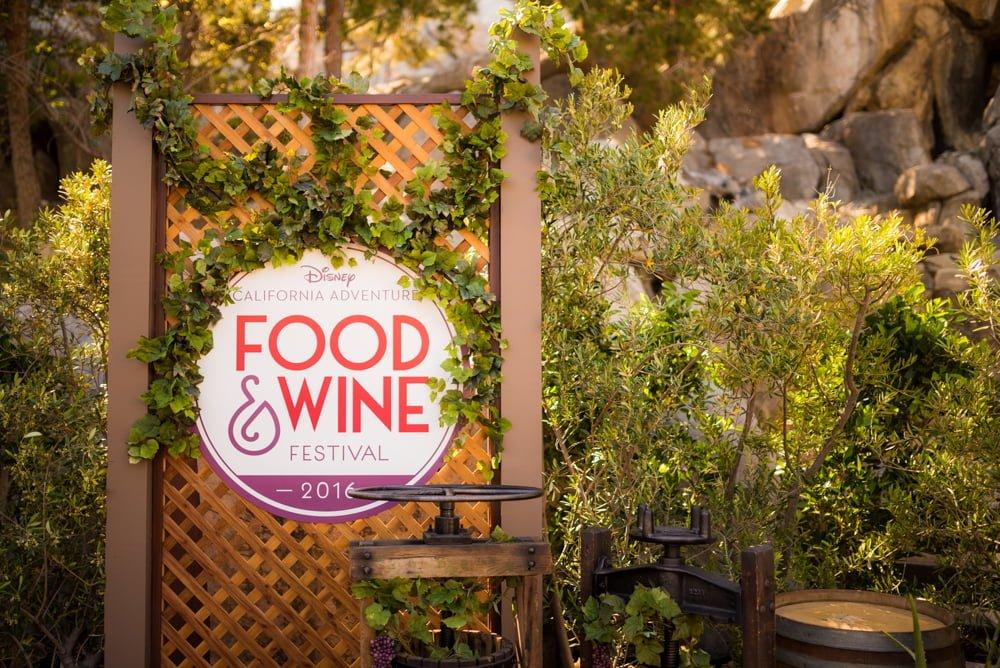 Disneyland Food And Wine Festival Tickets