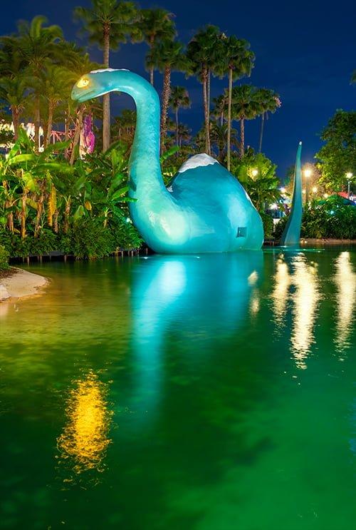 The Delightful Dinosaurs Of Disney World Disney Tourist Blog