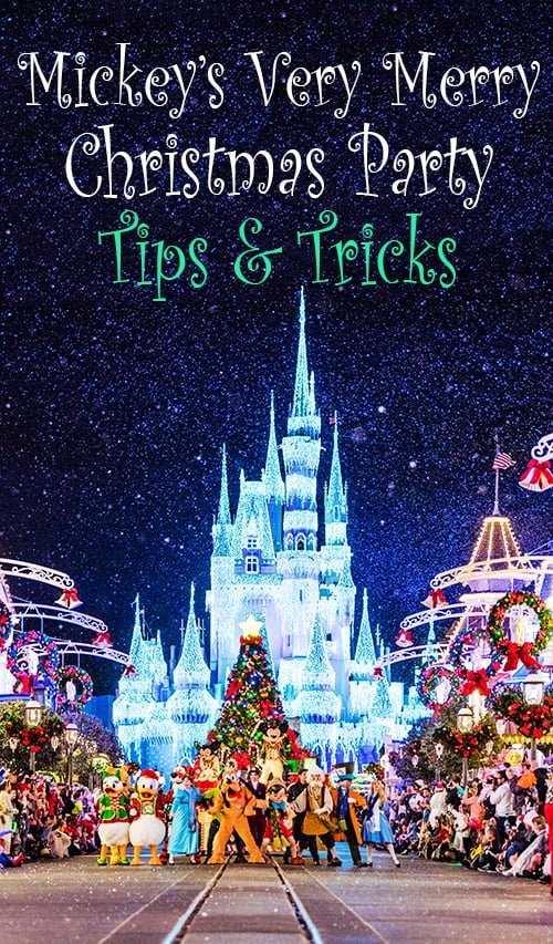 mickey u0026 39 s very merry christmas party 2016 tips