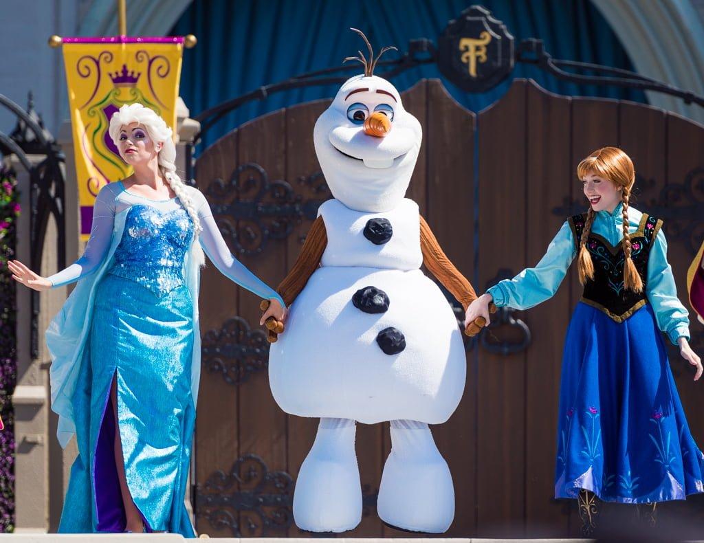 Frozen at Walt Disney World Tips - Disney Tourist Blog