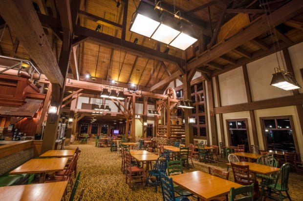 Riverside Mill Food Court Review