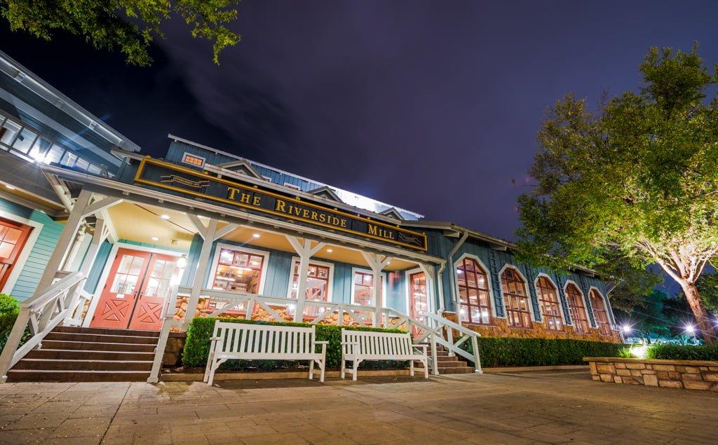 Riverside Mill Food Court Review Disney Tourist Blog