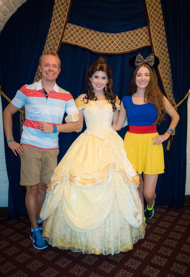Disney parks trip planning guides disneytouristblog - Princesse de walt disney ...