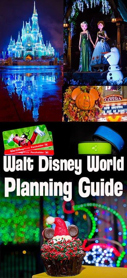Disney World 2017 Trip Planning Guide - Disney Tourist Blog