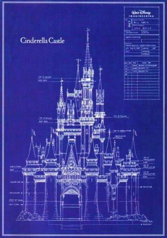 Walt disney world urban legends disney tourist blog for Final fortress blueprints