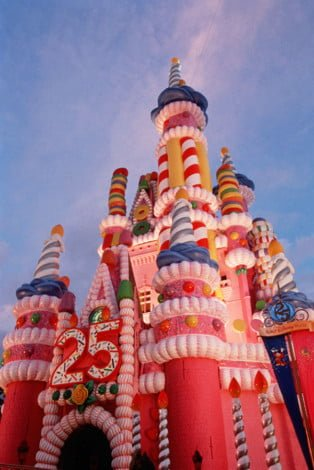 cinderella-castle-cake-25th-anniversary-disney-world