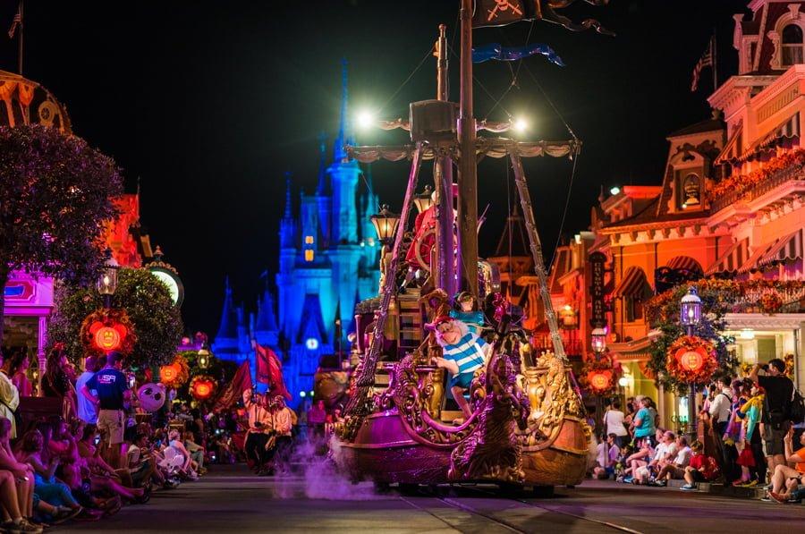 2016 Mickey's Not So Scary Halloween Party Recap ...