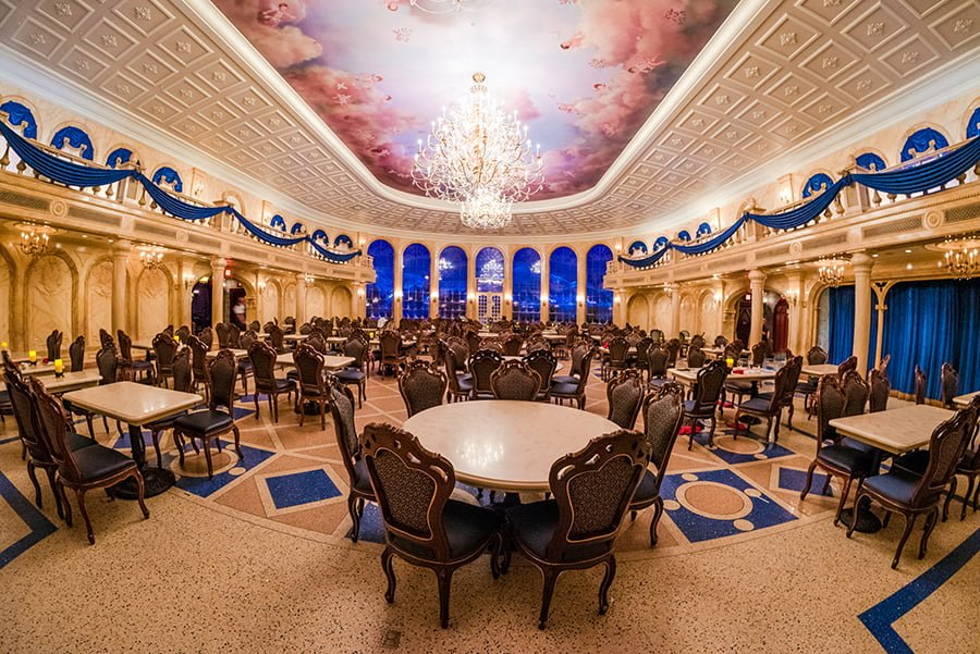 Disney world 2017 trip planning guide disney tourist blog for 3 dining rooms at be our guest