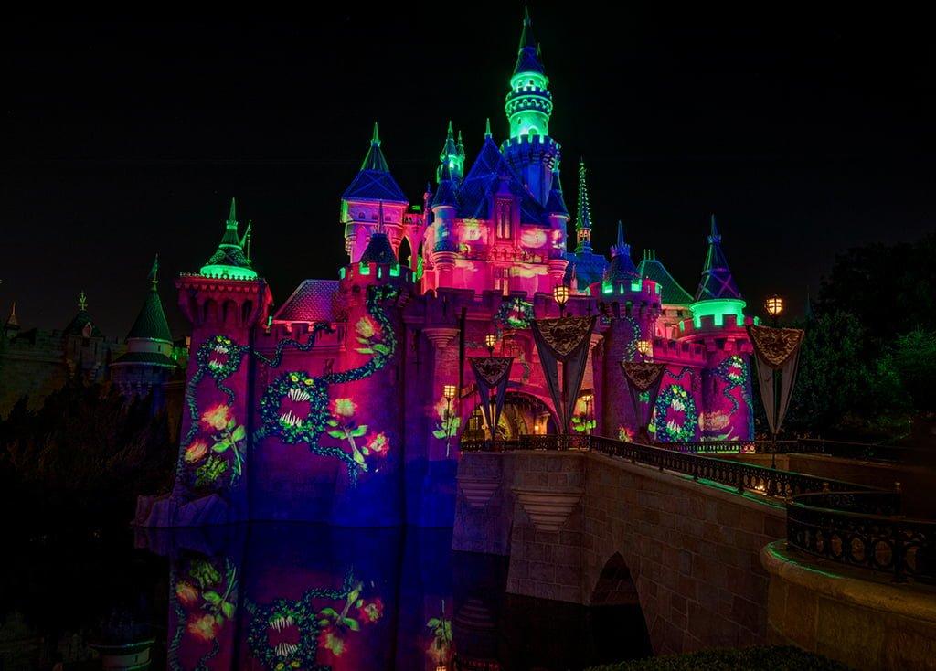 2016 disneyland halloween party recap disney tourist blog - Disney halloween images ...