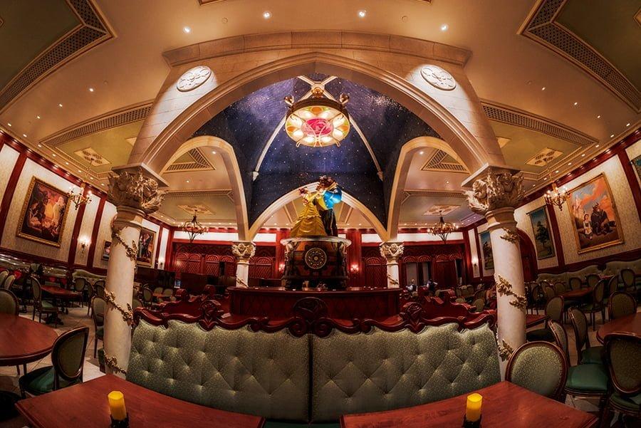 Be Our Guest Restaurant Dinner Review Disney Tourist Blog