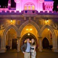 sarah-tom-bricker-sleeping-beauty-castle-disneyland-date