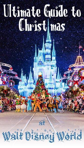 Ultimate Disney World Christmas Guide Disney Tourist Blog