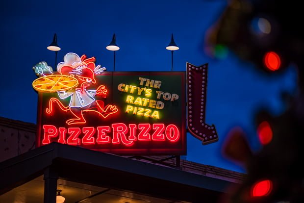 PizzeRizzo Review - Disney Tourist Blog