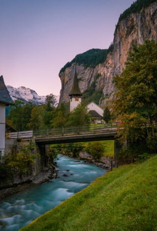 lauterbrunnen-church-portrait-swiss-alps-switzerland-bricker