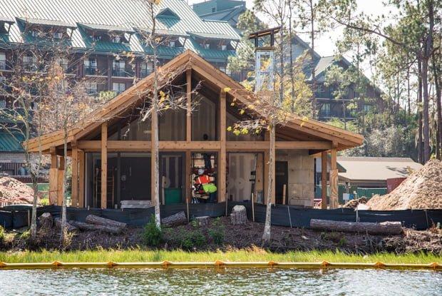 Copper creek villas dvc update disney tourist blog for Copper creek villas cabins