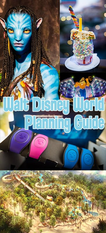 Disney World 2017 Trip Planning Guide Disney Tourist Blog