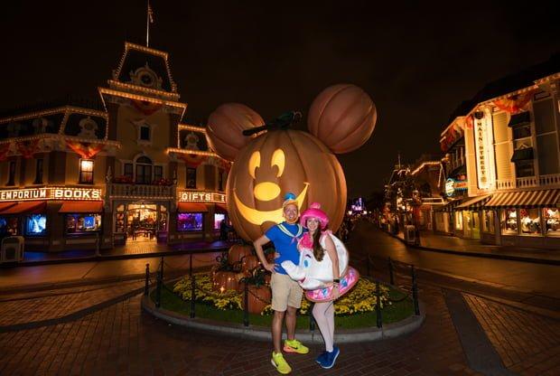 Halloween At Disney Florida