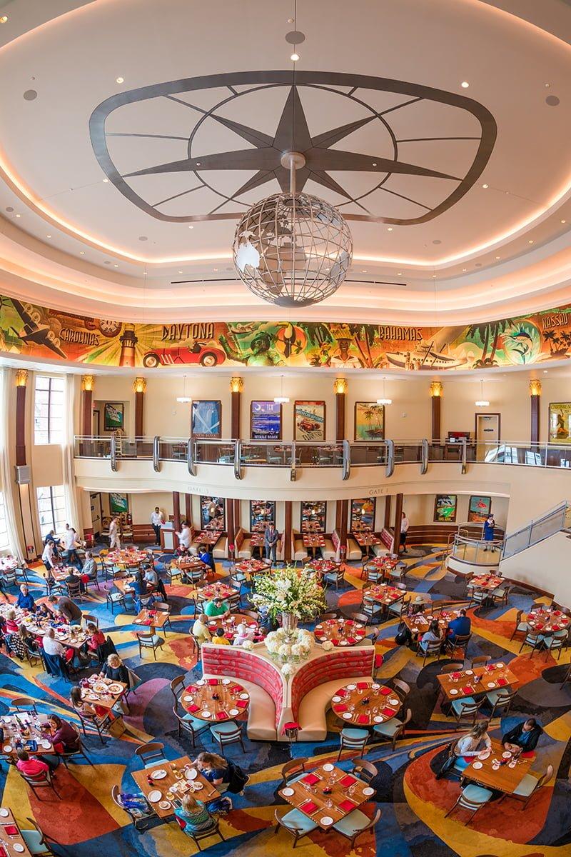 Maria Amp Enzo S Ristorante Review Disney Tourist Blog