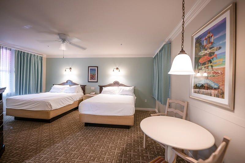 Photo Tour New Rooms At Old Key West Disney Tourist Blog
