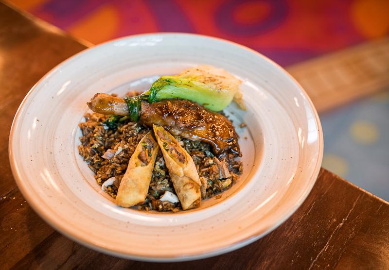 Polynesian Resorts Best Restaurant